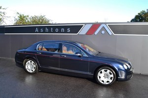 used Bentley Continental Flying Spur Auto - Left Hand Drive - Only 27,000 Miles in devon