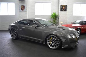 used Bentley Continental GT Auto - Mansory Conversion Kit in devon