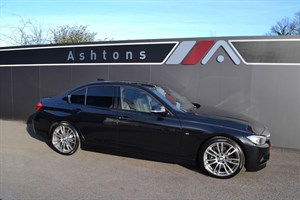 used BMW 335i M Sport Auto - Media Pack - Only 10,000 Miles in devon