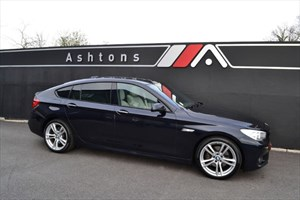 used BMW 530d M Sport Gran Turismo Auto - High Spec Inc Ivory Leather in devon
