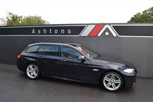 used BMW 535d M Sport Touring Auto - High Specification in devon