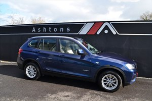 used BMW X3 XDRIVE20D SE Auto - Only 13,000 Miles - Sat Nav in devon