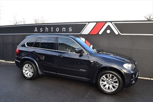 used BMW X5 XDRIVE30D M Sport Auto - Media Package in devon