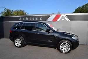 used BMW X5 XDrive40D M Sport Auto -  7 Seats in devon