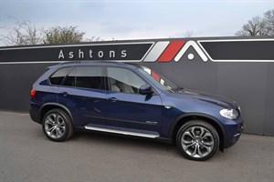 used BMW X5 XDrive40D SE Auto - High Spec Inc 7 Seats in devon