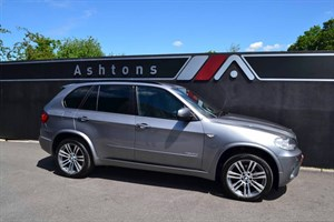 used BMW X5 XDrive30D M SPORT Auto - High Spec Inc 7 Seats in devon