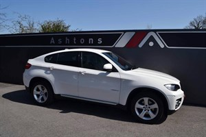 used BMW X6 XDrive30D Auto - Media Package in devon