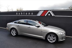 used Jaguar XJ 3.0D V6 Premium Luxury Auto - Panoramic Roof in devon