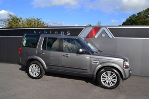 used Land Rover Discovery 4 3.0 TDV6 HSE Auto - 1 Owner - FLRSH in devon