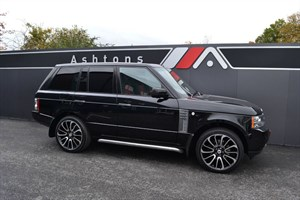 used Land Rover Range Rover 3.6 TDV8 Autobiography - A Stunning Example in devon