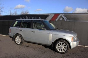 used Land Rover Range Rover 3.6 TDV8 Vogue Auto in devon