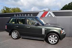 used Land Rover Range Rover 3.6 TDV8 Vogue SE Auto in devon