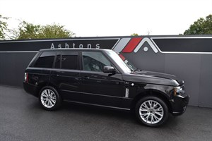 used Land Rover Range Rover 4.4 TDV8 Westminster Auto - Ext Design Pack in devon
