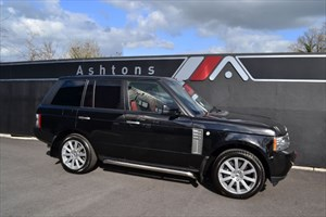 used Land Rover Range Rover 5.0 V8 Supercharged Autobiography Auto in devon