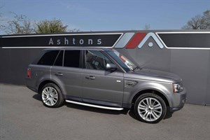 "used Land Rover Range Rover Sport 3.6 TDV8 HSE Auto - 20"" Alloys - Steps in devon"