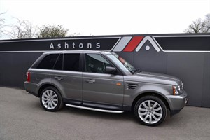used Land Rover Range Rover Sport 4.2 V8 Supercharged HSE Auto - Only 11,000 Miles in devon