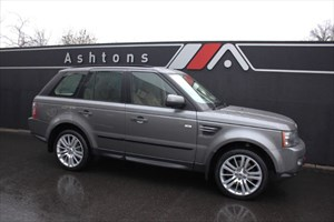 used Land Rover Range Rover Sport 3.0 TDV6 HSE Commandshift in devon