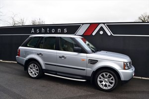 used Land Rover Range Rover Sport 3.6 TDV8 HSE Auto - Only 43,000 Miles in devon