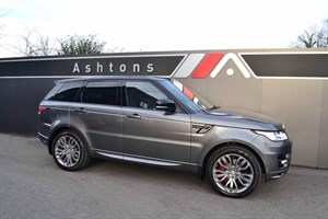 used Land Rover Range Rover Sport 5.0 S/C Autobiography Dynamic Auto - 7 Seats in devon
