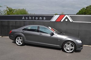 used Mercedes S500 L BlueEFFICIENCY Auto - High Spec - VAT Qualifying  in devon