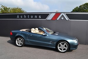 used Mercedes SL350 Auto - 1 Owner - ONLY 3,000 Miles! in devon