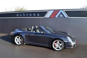 used Porsche 911 3.8 Carrera 4S Tiptronic S - Sat Nav - 2 Owners - FPSH in devon