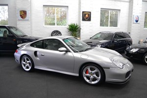 used Porsche 911 Turbo Coupe Manual - Only 15,000 Miles  in devon