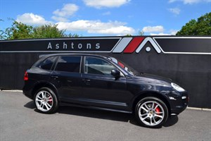 used Porsche Cayenne 4.8 Turbo S Tiptronic - Rare 542 BHP Model in devon