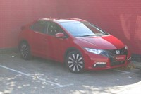 Used Honda Civic Hatchback i-VTEC SE Plus 5dr Auto