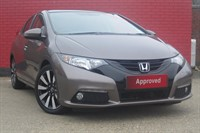 Used Honda Civic Hatchback i-VTEC SR 5dr Auto