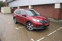 Used Honda CR-V 5-Door 2.2 i-DTEC EX