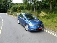 Used Honda Civic IMA ES