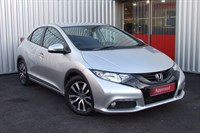 Used Honda Civic Hatchback i-DTEC SE Plus 5dr