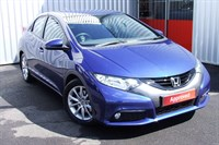 Used Honda Civic Hatchback i-VTEC ES 5dr Auto