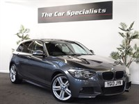 Used BMW 120d M SPORT STUNNING EXAMPLE FSH