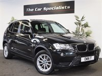 Used BMW X3 XDRIVE SE FULL LEATHER FULL SERVICE