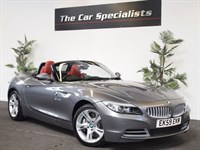 Used BMW Z4 SDRIVE35I ROADSTER UNBELIEVABLE SPEC STUNNING EXAMPLE