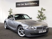 Used BMW Z4 SI SPORT COUPE HUGE SPEC NAV FSH