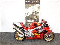 Used Honda VTR 1000 SP1 LTD EDITION JOEY DUNLOP NO 25 OF 26