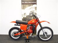 Used Honda CR 125 TWINSHOCK RED ROCKET SIMPLY STUNNING