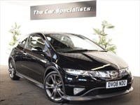 Used Honda Civic I-CTDI TYPE-S GT PANORAMIC ROOF STUNNING EXMAPLE