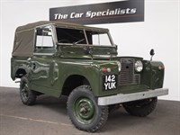 Used Land Rover SERIES 2   SYMPATHETICALLY RESTORED COLLECTABLE 4X4
