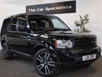 Used Land Rover Discovery 4 SDV6 LANDMARK EDITION HUGE SPEC