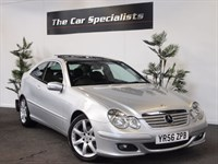 Used Mercedes C200 CDI SE SPORTS HUGE SPEC STUNNING EXAMPLE FSH