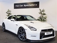 Used Nissan GT-R PREMIUM EDITION 550 BHP 3 YEAR SERVICE PACKAGE