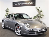 Used Porsche 911 CARRERA 4S WIDEBODY TIP S HUGE SPEC