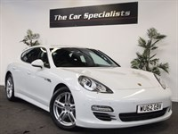 Used Porsche Panamera D V6 TIPTRONIC HUGE SPEC SIMPLY STUNNING EXAMPLE