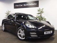 Used Porsche Panamera 4S PDK V8 HUGE SPEC PCM SPORTS CHRONO PLUS