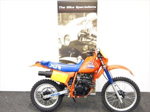 Honda XR 200 UNBELIEVABLE EXAMPLE