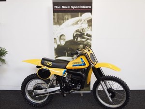 Suzuki RM 125 T SHOW CONDITION STUNNING EXAMPLE